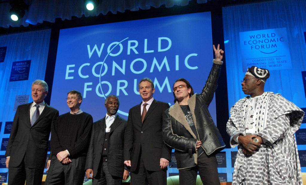 World Economic Forum green schemes