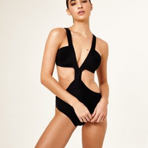Biodegradable swimwear