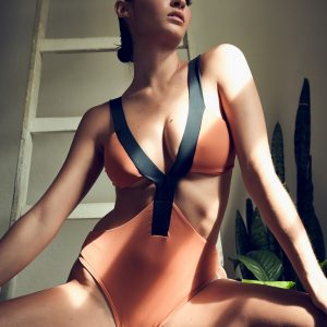 Recyclable Fabric Swimsuit Stephany Earth
